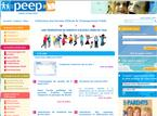 le site national de la PEEP
