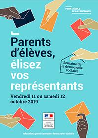 Parents, n'oubliez pas de voter pour vos représentants !
