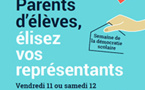 Elections des parents d'élèves